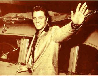 Elvis Presley und die 50er bis 60er Jahre